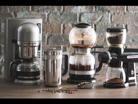 Сифонная кофеварка KitchenAid