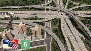 Cities: Skylines - Massive Stack Interchange [Belvedere Series, Ep. 6]