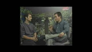 David and John The Lost Interview-   David Alexander Candy