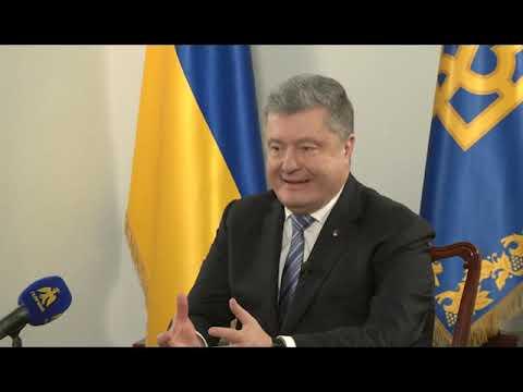 Про головне в деталях. Президент України Петро Порошенко