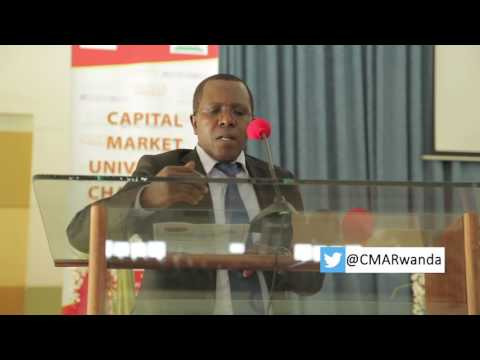 The 4th edition of the Capital Market University Challenge 2017 kicks off #UniChallengeRw