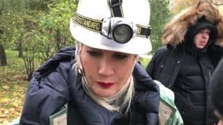 Съёмочная площадка программы Ревизорро Москва Подземка