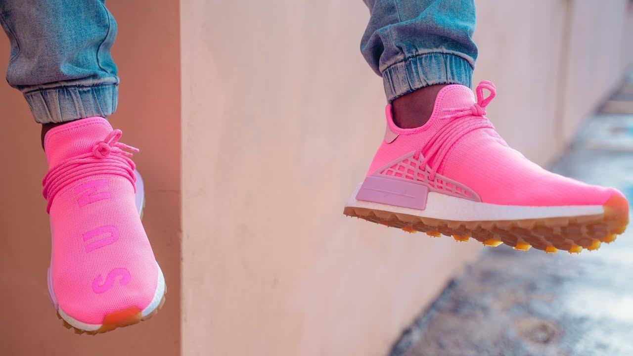 Pharrell Williams Human Race Light Pink