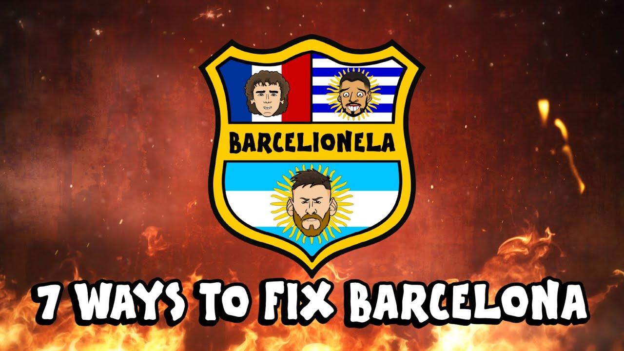 Messi 7/10, Griezmann 5/10 as Barcelona fail to boost La Liga title ...