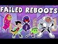 4 Cartoon Reboots That FAILED!