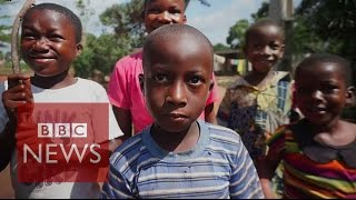 Rescuing trafficked children of Ivory Coast  - BBC News