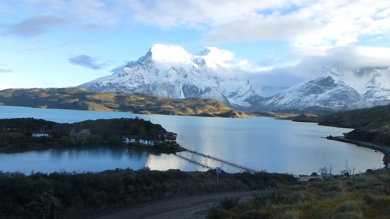 Lake Pehoe   Torres del Paine National Park, Chile