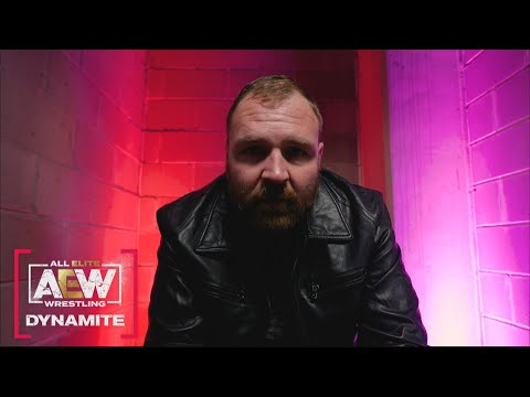AEW World Champion Jon Moxley Shocking Announcement | AEW Dynamite, 11/18/20