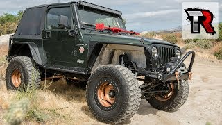 1998 Jeep Wrangler TJ - Penny Pincher