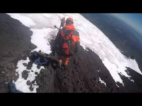 Volcano Villarrica Pucón 19/03/2016