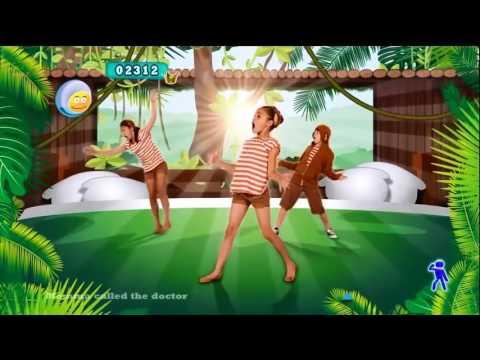 Just Dance Kids Five Little Monkeys