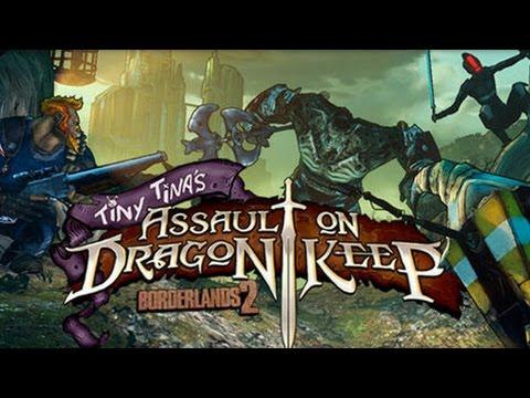 random side missions (Tiny Tina's Assault on Dragon Keep)|Borderlands 2| |