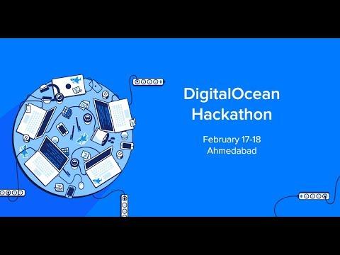DigitalOcean Hackathon - Ahmedabad