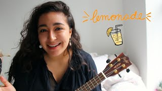 🍋 Lemonade 🍋  - Jeremy Passion (ukulele cover)