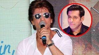 Shah rukh khan on working with salman khan in anand l rai's film