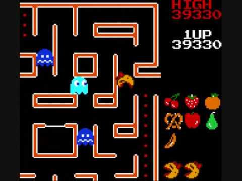 Ms. Pac-Man Special Colour Edition Gameplay: Ms. Pac-Man (Part 1)