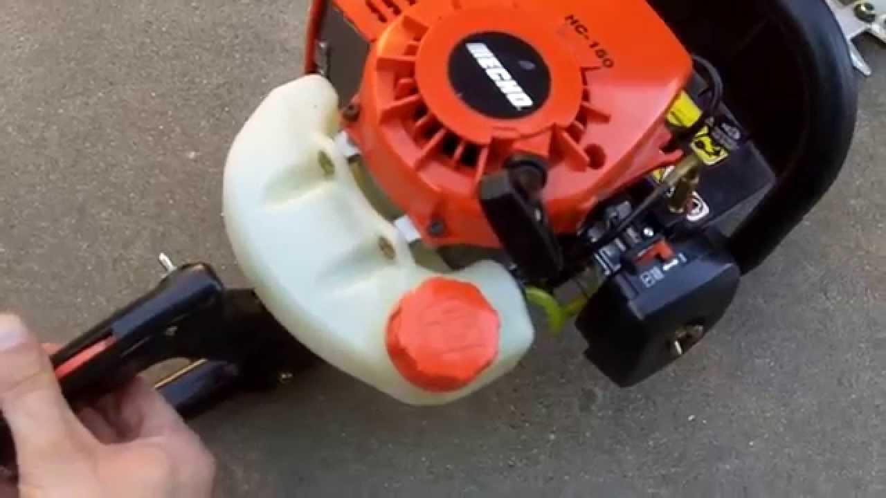Echo HC 150 Carburetor Replacement - YouTube