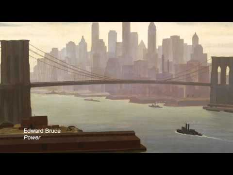 Industrial Sublime: Modernism and the Transformation of New York's Rivers 1900 - 1940