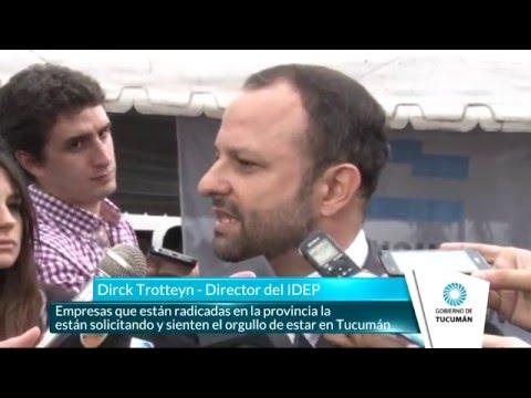 Más de 30 empresas locales han sido distinguidos con la marca territorio - Tucumán Gobierno
