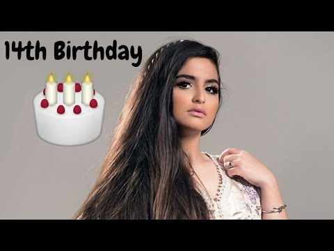 Hala Al Turk's 14th Birthday Celebration
