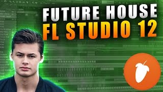 Professional Future House/Bounce FLP (Mike Williams , Don Diablo , Mesto) Hexagon Style  | FL Studio