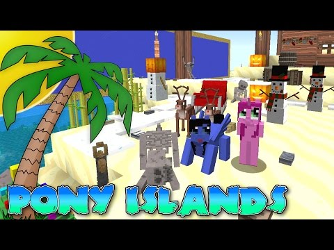 CHRISTMAS-WEEN!│3│PONY ISLANDS