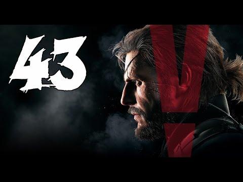 Metal Gear Solid V: Phantom Pain - Gameplay Walkthrough Part 43: Close Contact