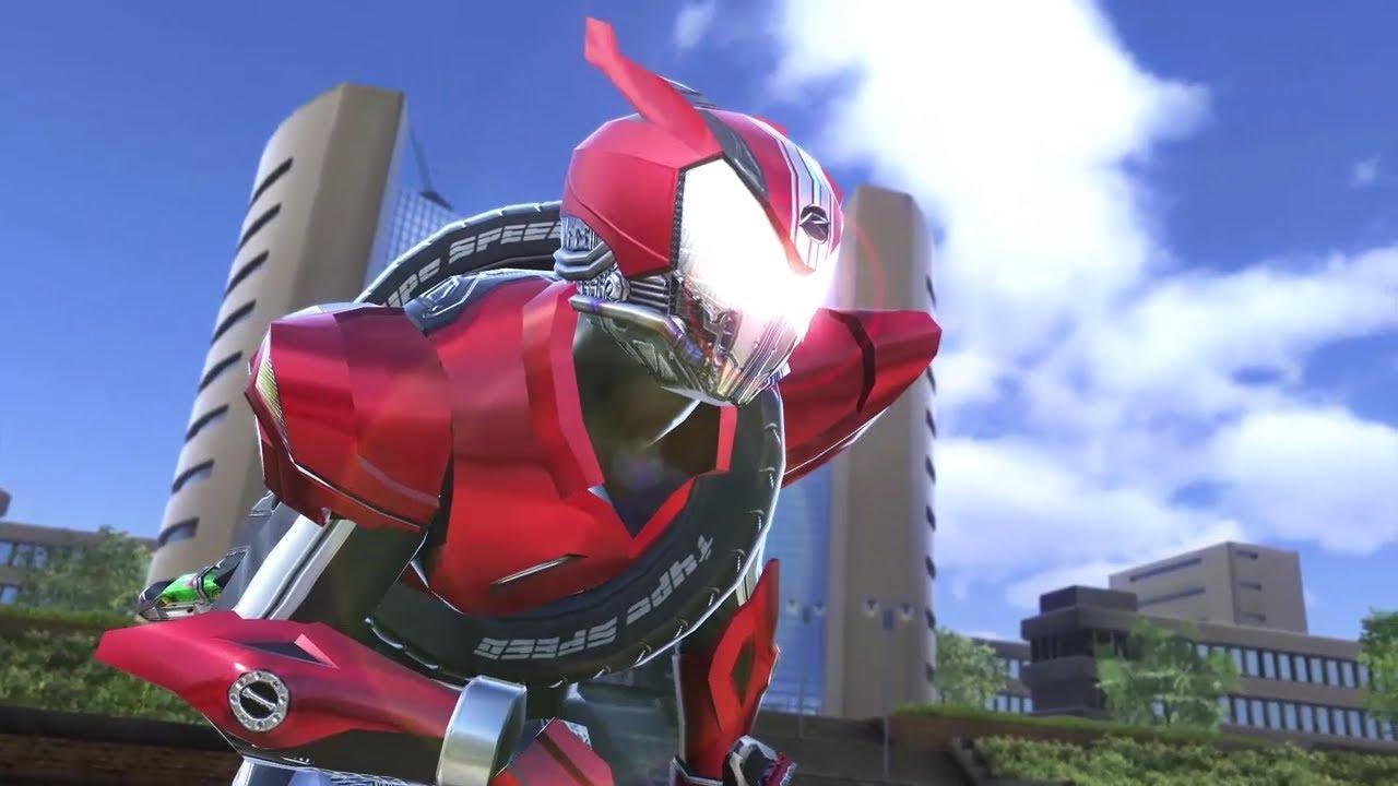Kamen Rider Drive | Kamen Rider Climax Fighter