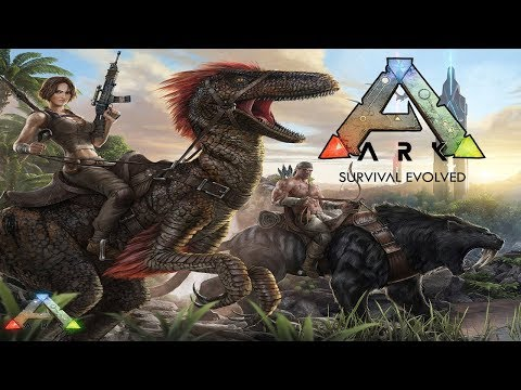ARK SURVIVAL PVP NO TAME DEFENDING BASE AGAINST OPTICS TRIBE [Ps4Pro]