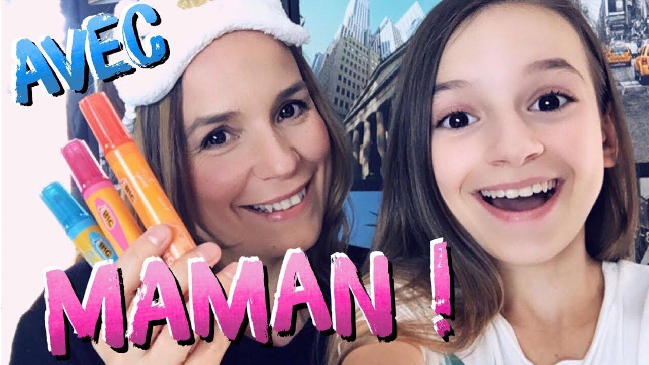 3 MARKER CHALLENGE AVEC MAMAN !!! SPECIAL FETES DES MERES // Lévanah & Family