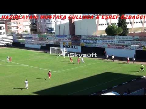 Nazilli Belediyespor : 1 Diyarbakır BBSK : 0 Gol : Muğdat Çelik...