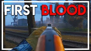 DayZ Left Early Access! - First Blood of 1.0 (DayZ Gameplay 2018 #1)