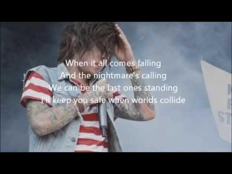 Breathe Carolina - Collide LYRICS