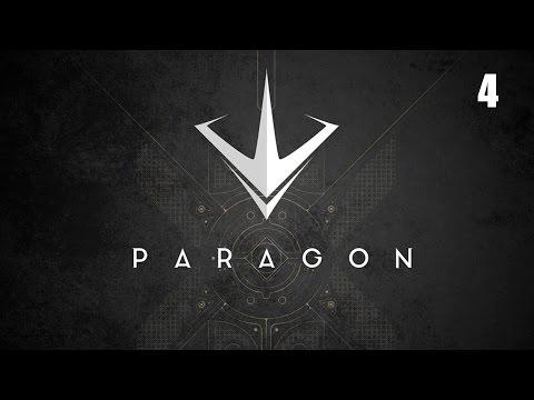 видео: paragon beta - Геймплей (multiplayer) pt4 - Спэрроу