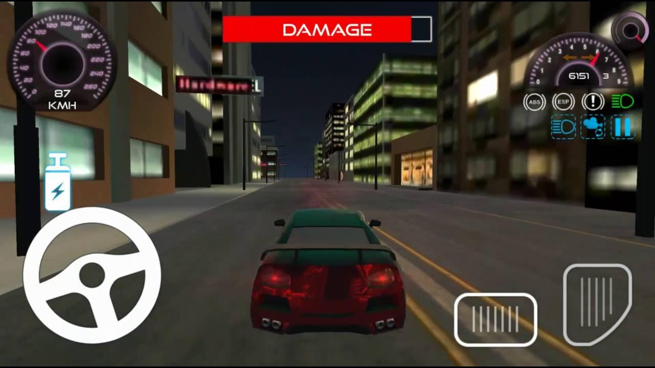 City Car Driving Simulator 2 Android Gameplay Hd