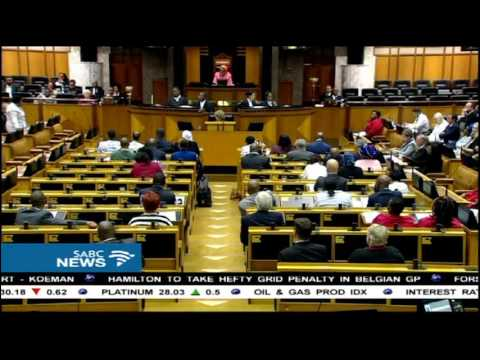 Women's Day debate mired by mudslinging between the ANC and opposition parties