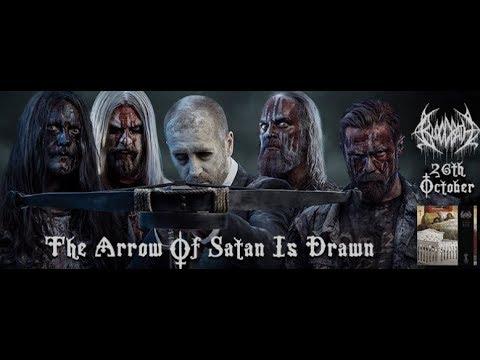 "Bloodbath announce new album ""The Arrow Of Satan Is Drawn"" tracklist/art released..!"