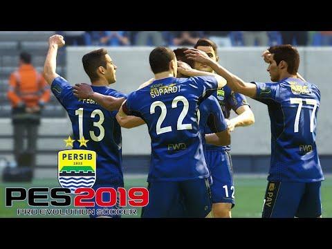 3 POIN PENTING!!..PERSIB BANDUNG VS PERSERU SERUI - MASTER LEAGUE #3 (PES 2019 INDONESIA)