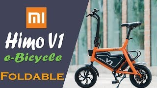 Xiaomi Himo V1 Foldable Electric Bicycle Launched | Features, Price And Availability | InfoTalk