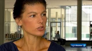ARD: Sahra Wagenknecht: