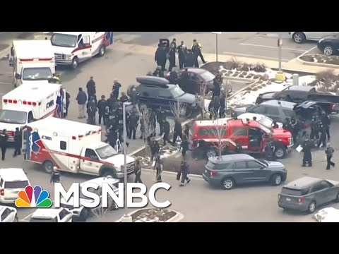 Witness Describes Early Moments Of Shooting At Boulder, Colorado Supermarket   Rachel Maddow   MSNBC