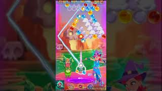 bubble witch saga 3 level 987 no boosters