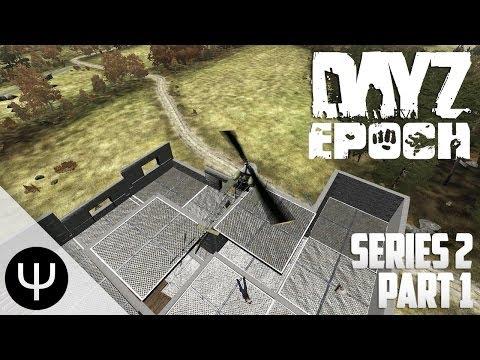 ARMA 2: DayZ Epoch Mod — Series 2 — Part 1 — You're A Bandit!