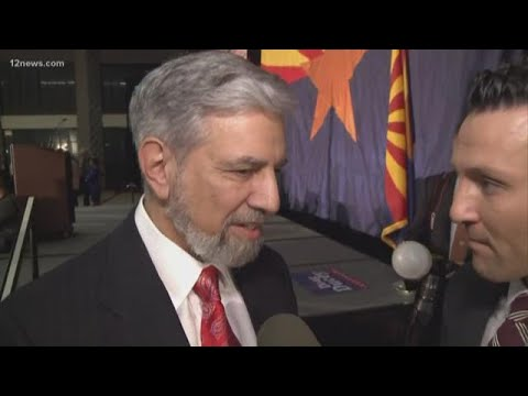 AZ Secretary of State candidate Steve Gaynor speaks to 12 News