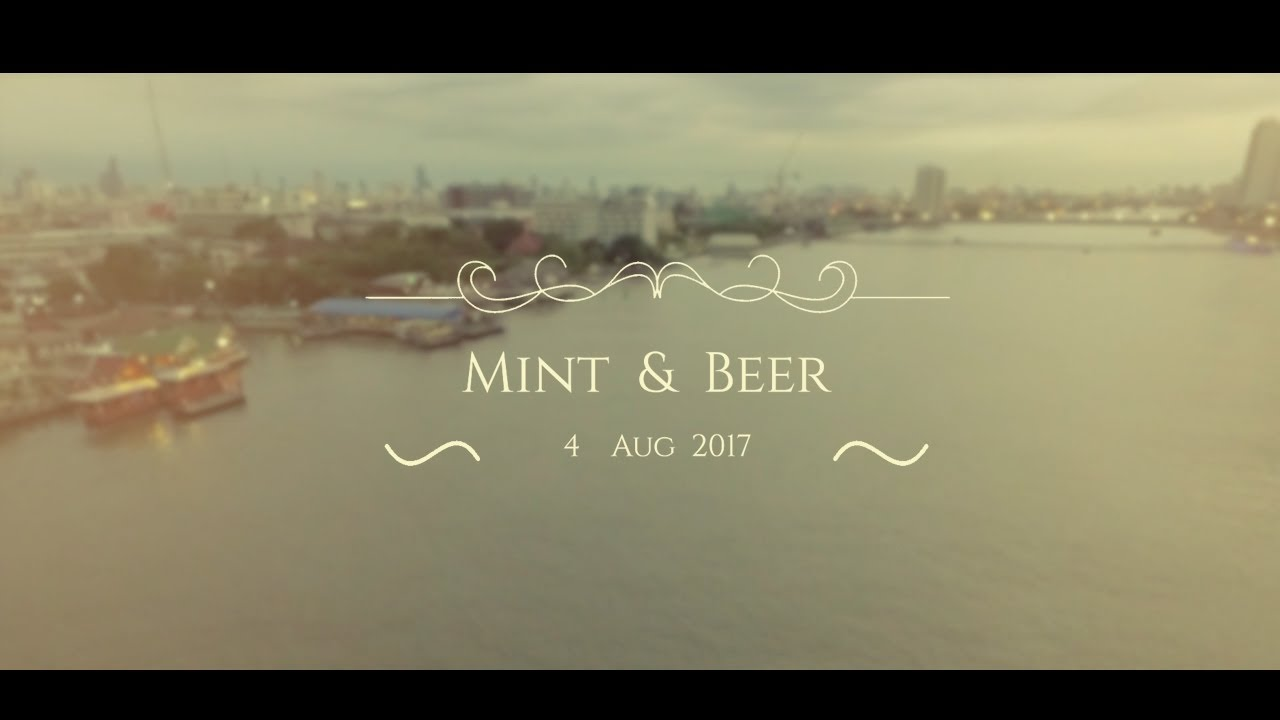 Wedding Short Film K Beer+Mint