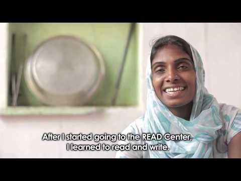 Meet Kailashi  Overcoming illiteracy & polio in rural India