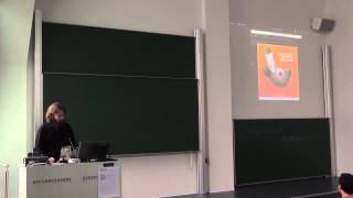 Øyvind Kolås – Experiments in spectral color modeling – LGM 2014