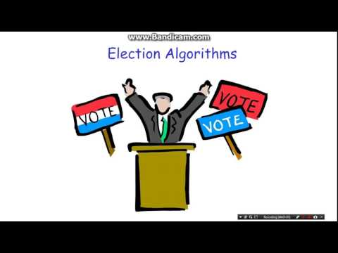 Bully and Ring  Election algorithm in Distributed System in Hindi