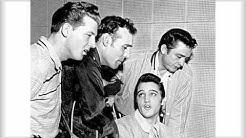 The Million Dollar Quartet - Elvis Presley,Carl Perkins,Jerry Lee Lewis,Johnny Cash