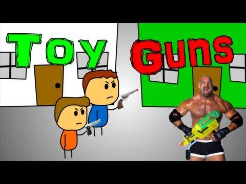 Brewstew - Toy Guns